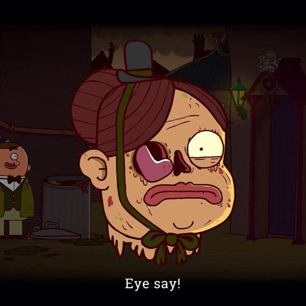 //Eye say!//